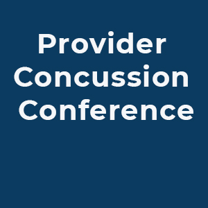 Concussion Conference-Save the Brain