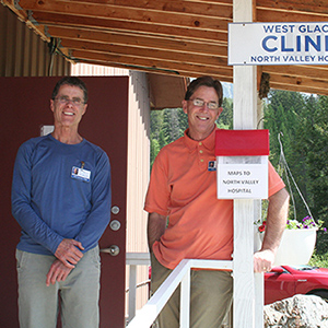 West Glacier Clinic Contact