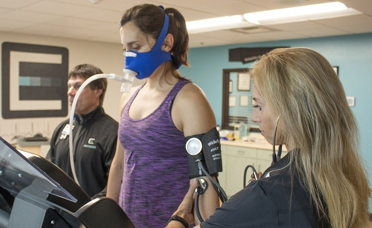 VO2 Max testing - Exercise & Sports Science Center