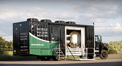 Mobile nuclear medicine at KRMC